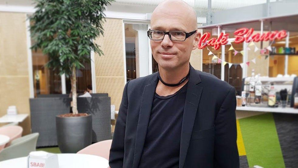 Klas Ljungkvist, cio på SBAB