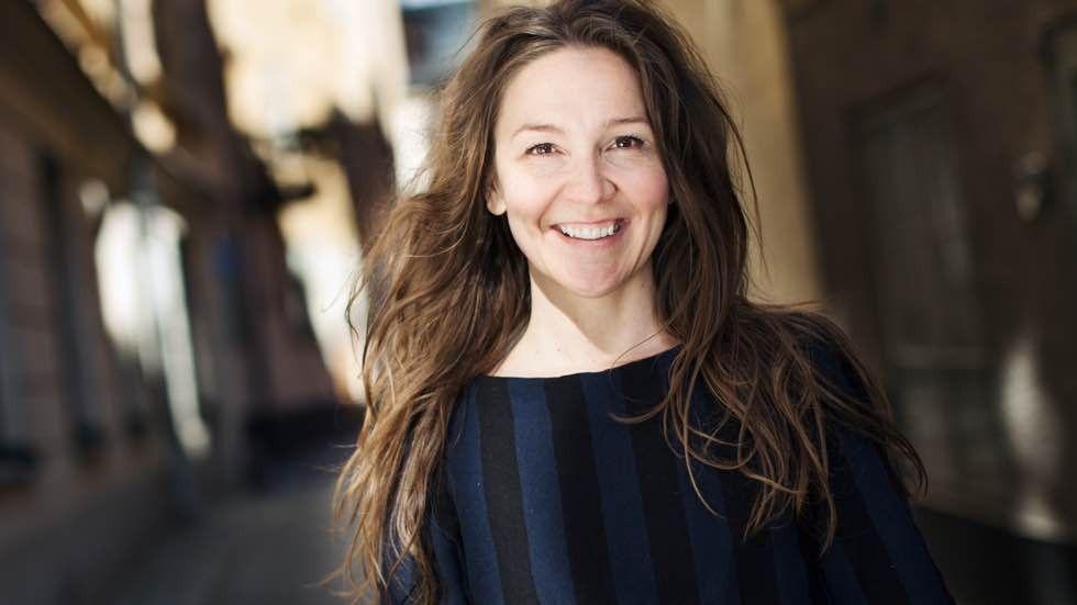 Jannie Jeppesen, vd för Swedish Edtech Industry