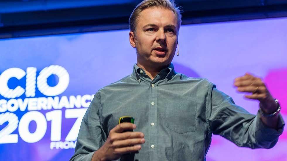 Stefan Berg Electrolux