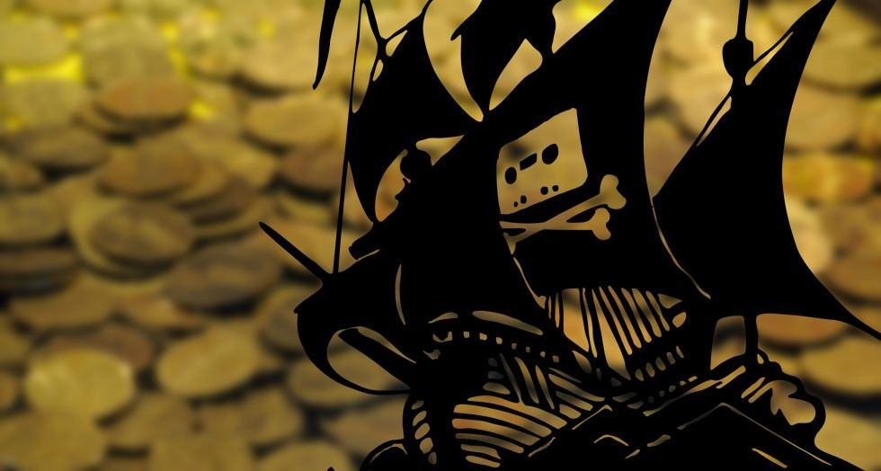 Polisen stoppar inte pirate bay