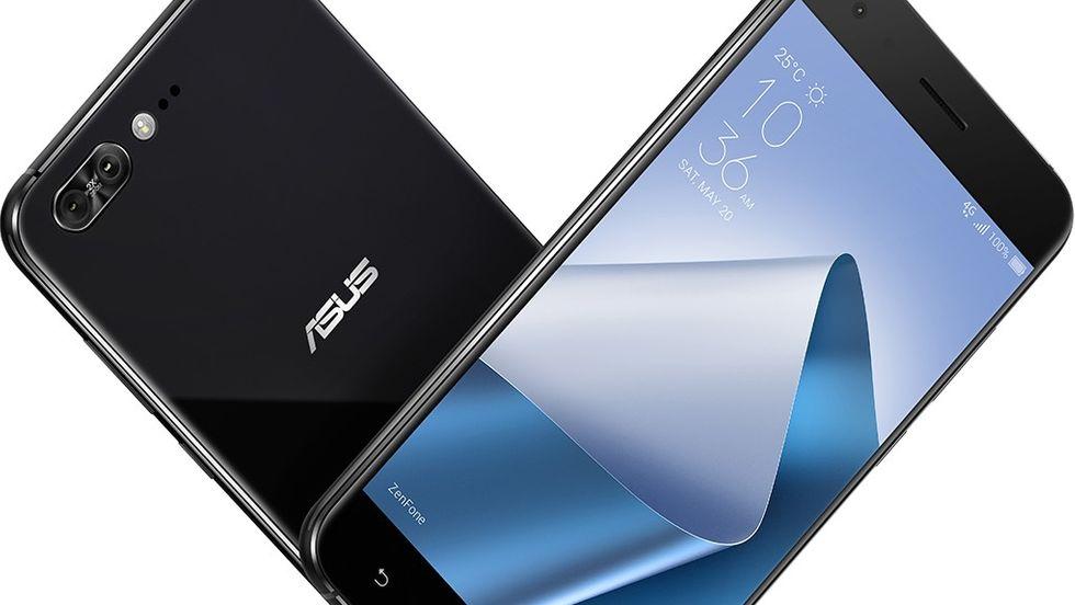 Zenfone 4 Pro