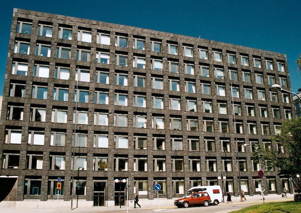 Riksbankshuset i Stockholm