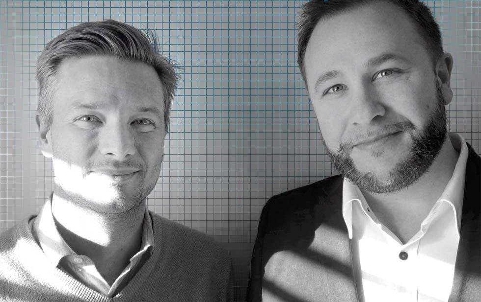 Andreas Nilsson och Johan Magnusson