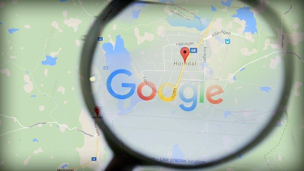 google horndal