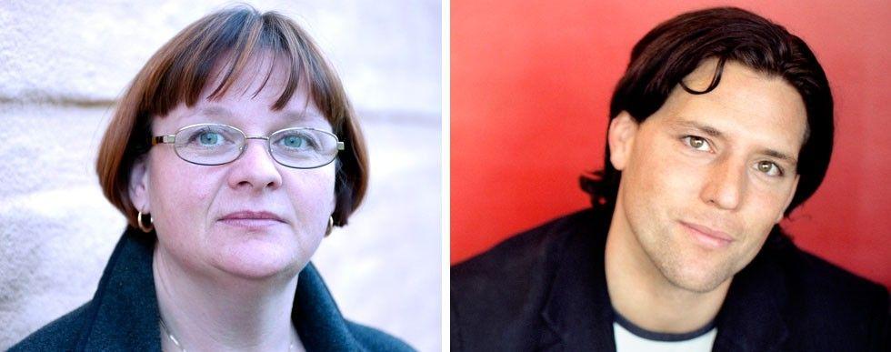 Anne-Marie Eklund Löwinder, Marcus Murray