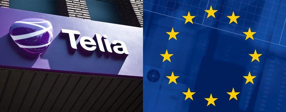 """Telia vill ta tvisten om \""""fri surf\"""" till EU-domstolen"""