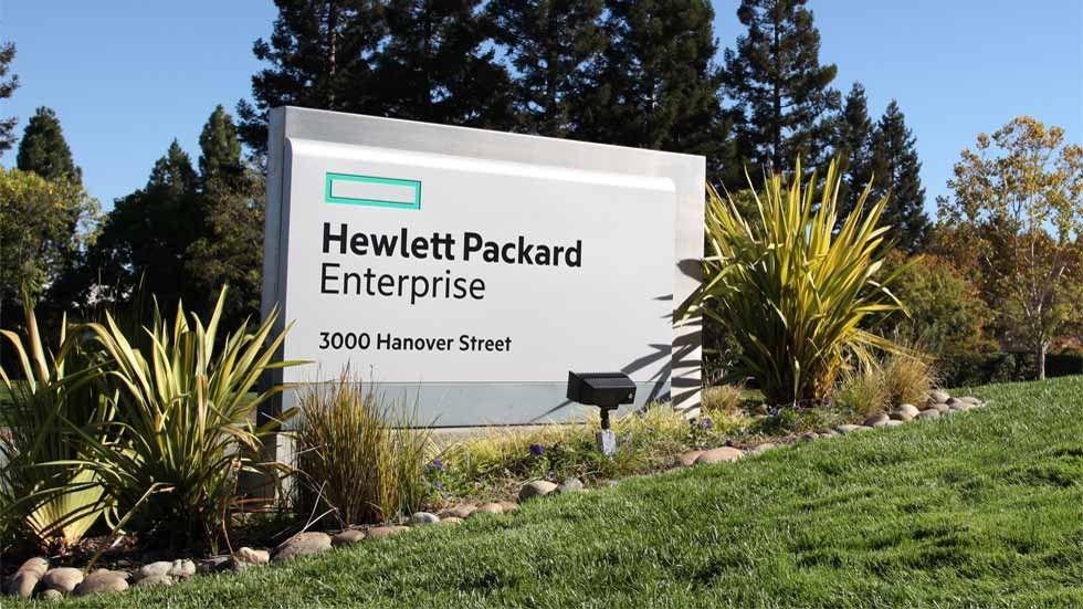 HP huvudkontor