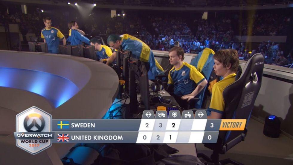 Overwatch Sverige kvart