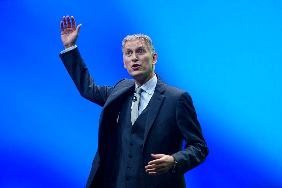 Peter Sondergaard, Gartner.