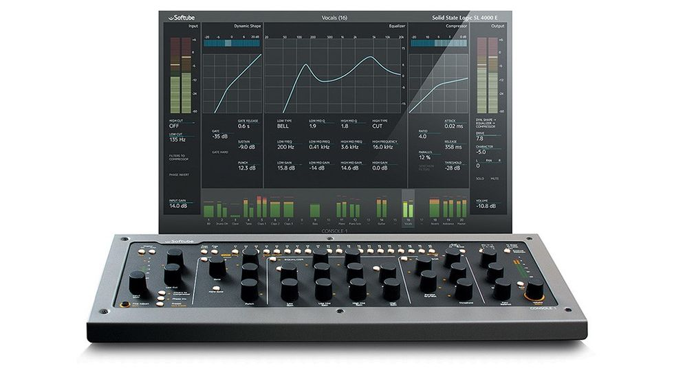 Softtube Console 1