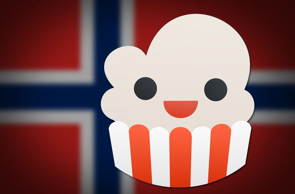 Popcorn Time Norge