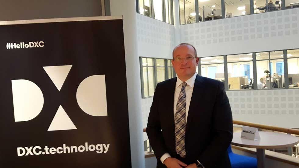 Jørgen Jakobsen, som basar över DXC i Nederländerna, Norge, Sverige, Danmark, Finland och Litauen