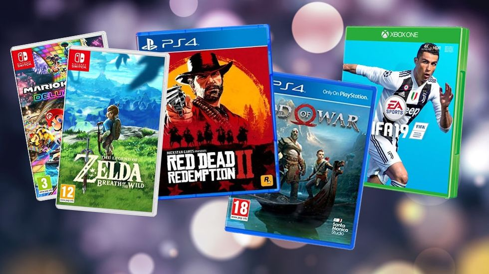 Billigaste spelen – just nu! (PS4, Xbox, Nintendo)