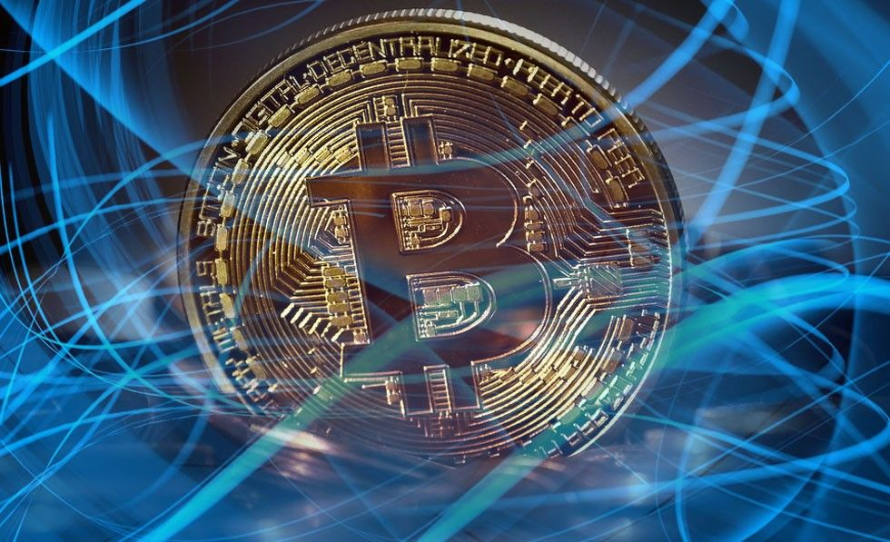 Bitcoin ström