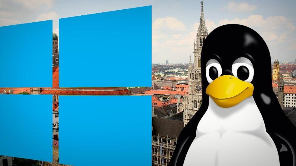 Linux Windows