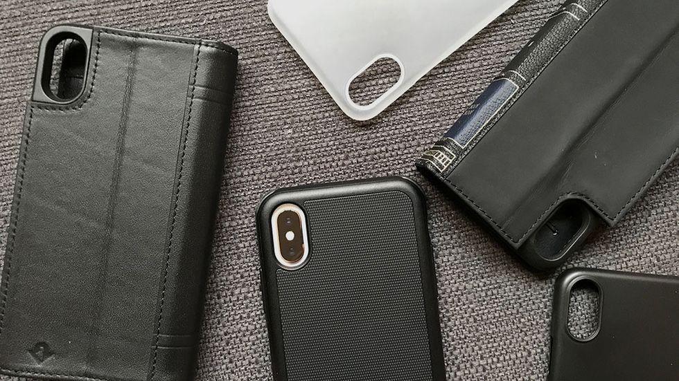 Iphone X-skal