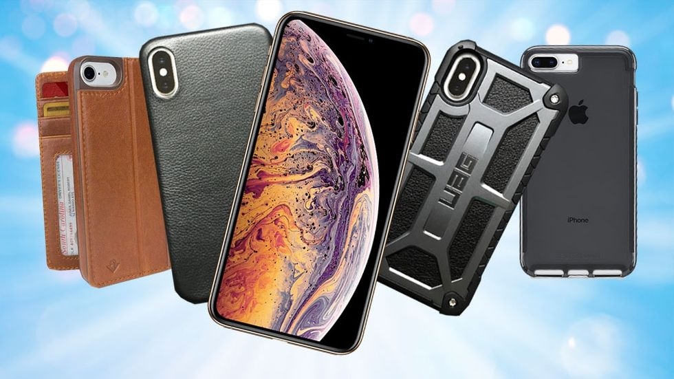 Iphone X, XS skal och fodral