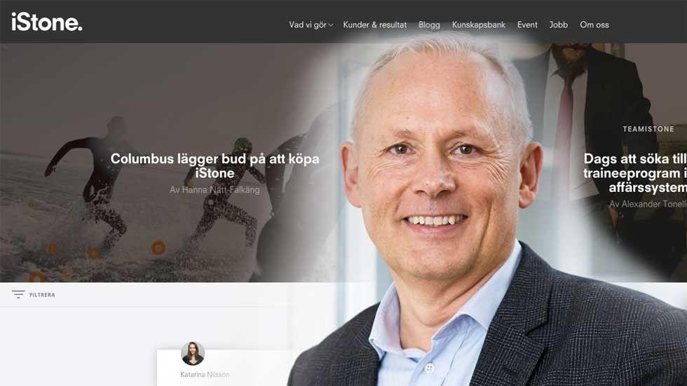 Istones vd Markus Jakobson