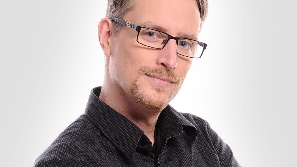 Martin Hellspong, konsult, Factor10.