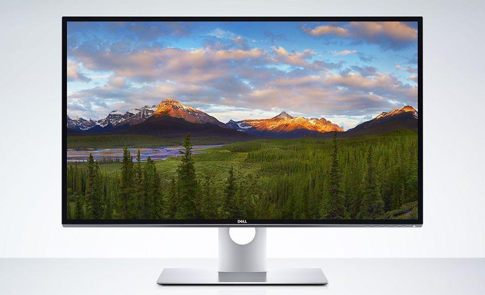 Dell UltraSharp 8k-skärm