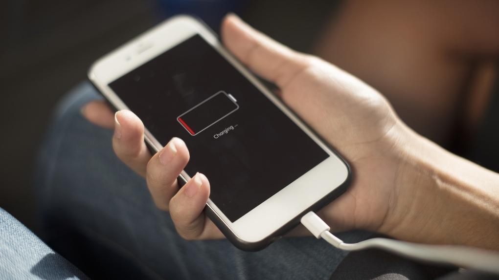 Iphone batterihälsa