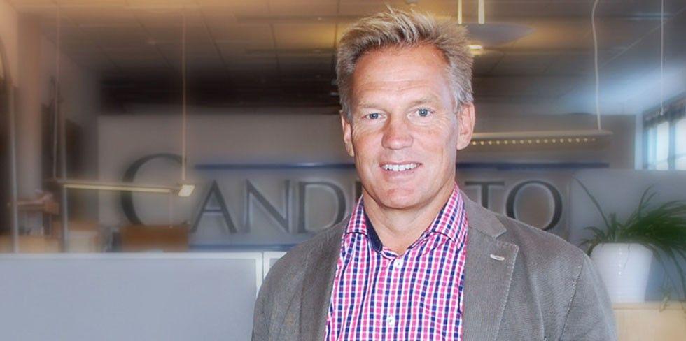 Johan de Verdier, Candidator