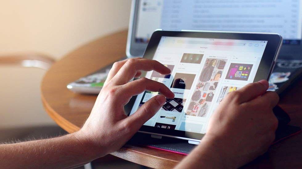 e-handel mobilen