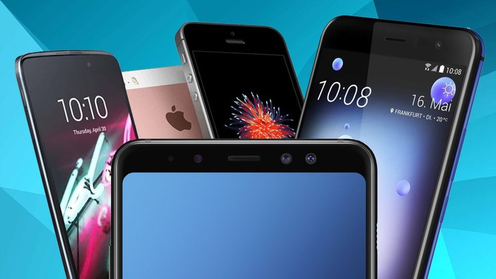 Billiga mobiler mellanklass