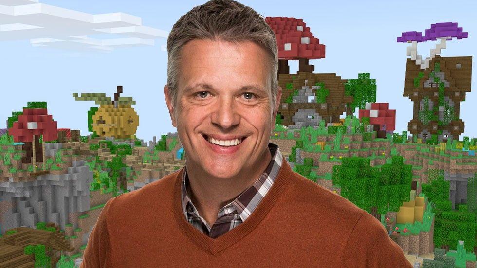 Montage: Matt Booty och Minecraft-grafik