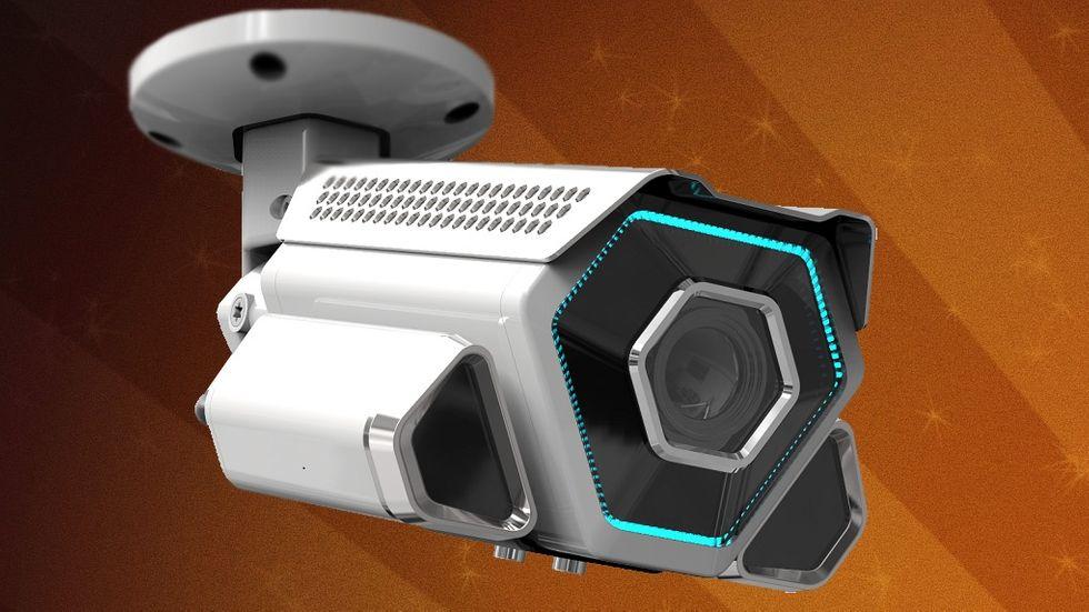Umbo Smartbullet övervakningskamera nätverk
