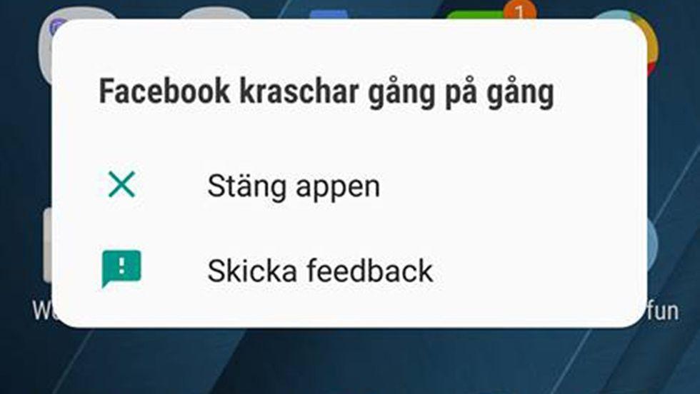 Facebook Messenger strul