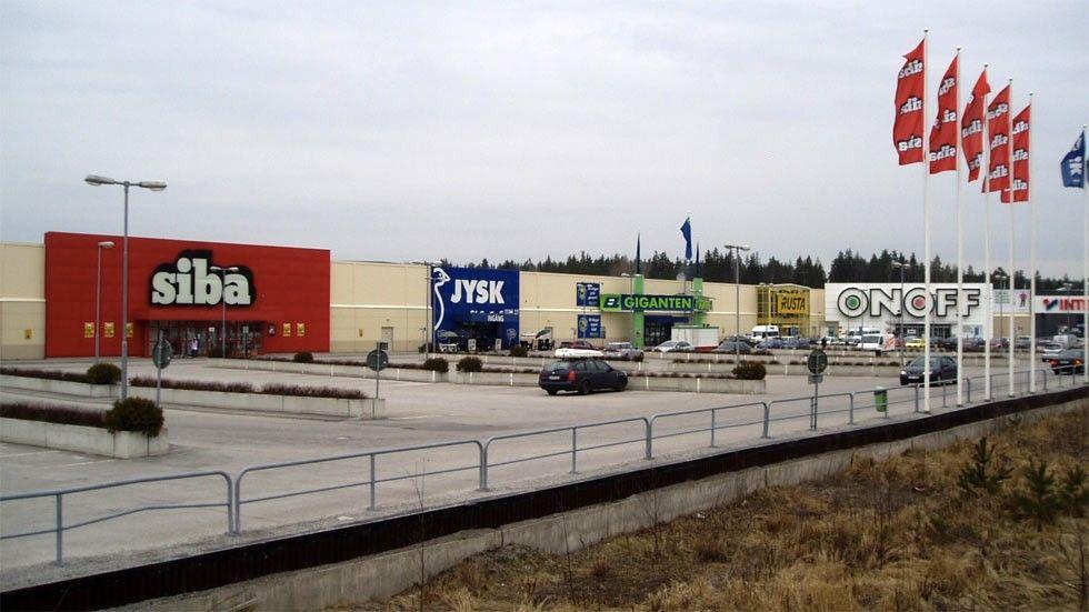 köpcentrum