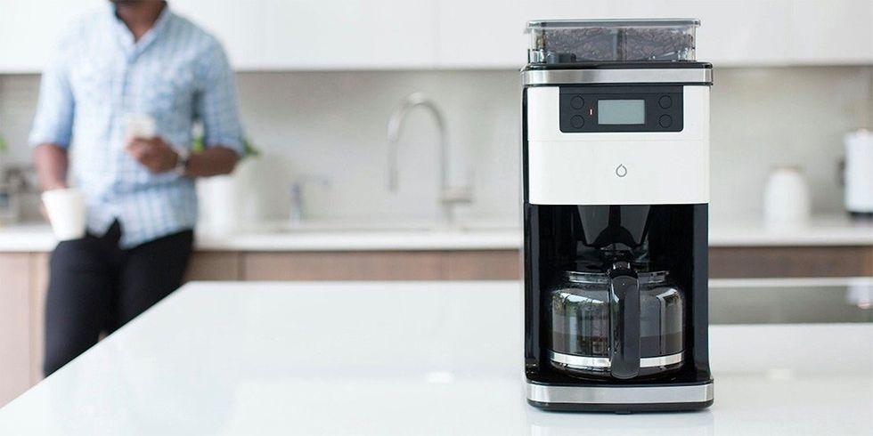 Nykomna Smarrigare kaffe med uppkopplad kaffebryggare - Smartworld NL-26