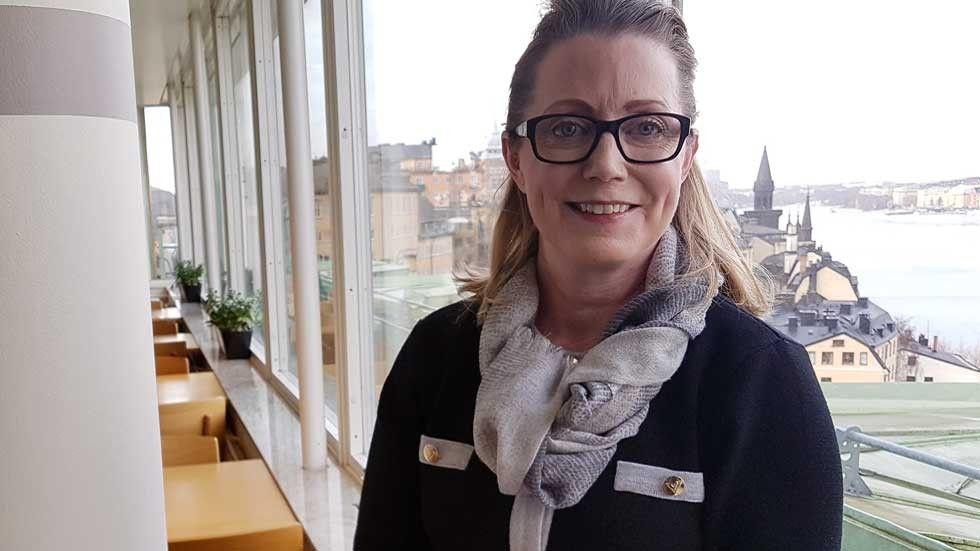Jenny Birkestad, direktör för avdelningen för digitalisering på Sveriges Kommuner och Landsting, SKL