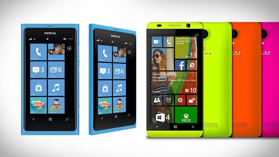 Windows Phone-telefoner