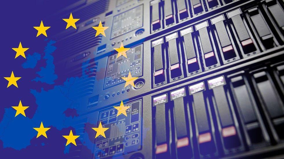 EU och servrar