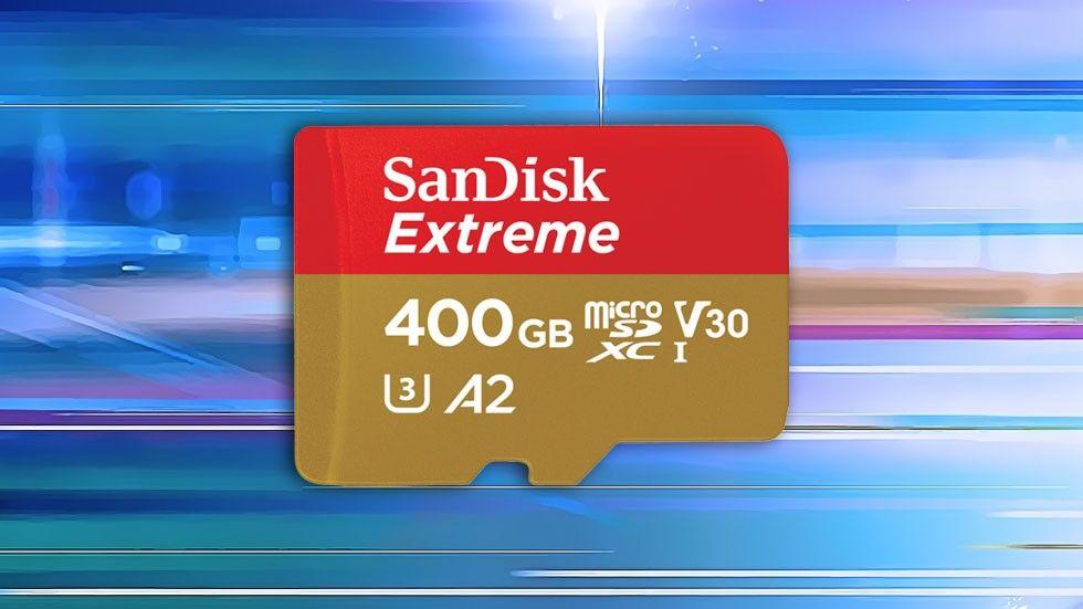 SanDisk Extreme UHS1-MicroSDXC