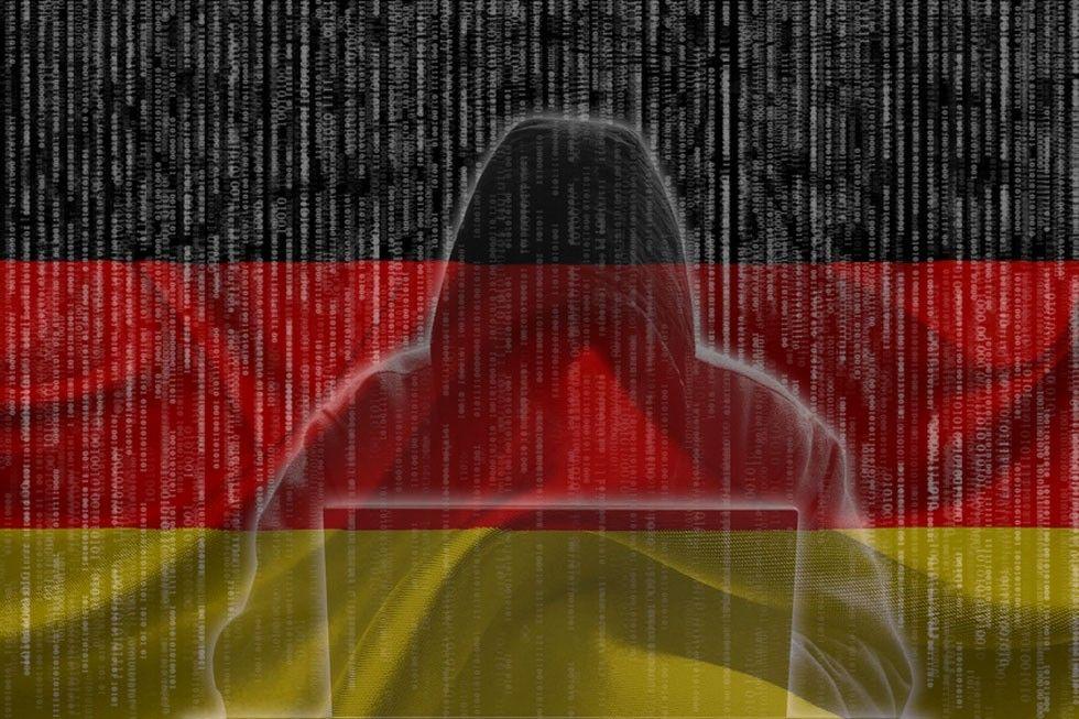tyskland hackare