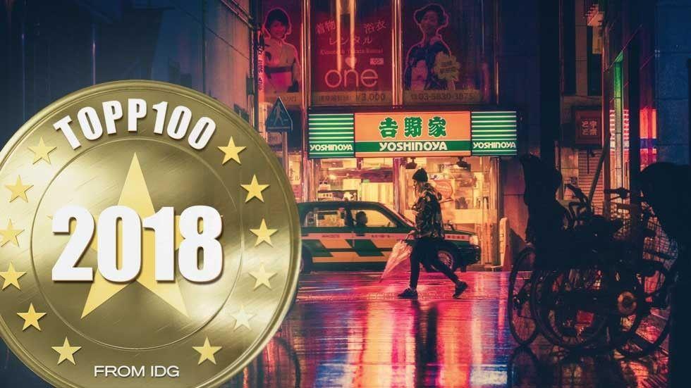 topp100 turism