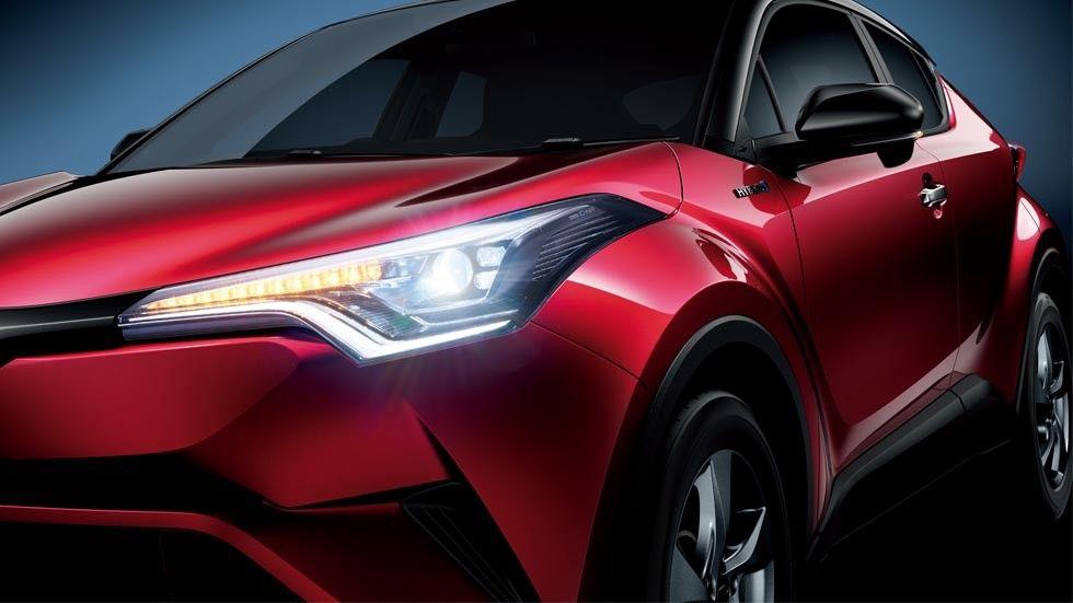 Toyota-bil