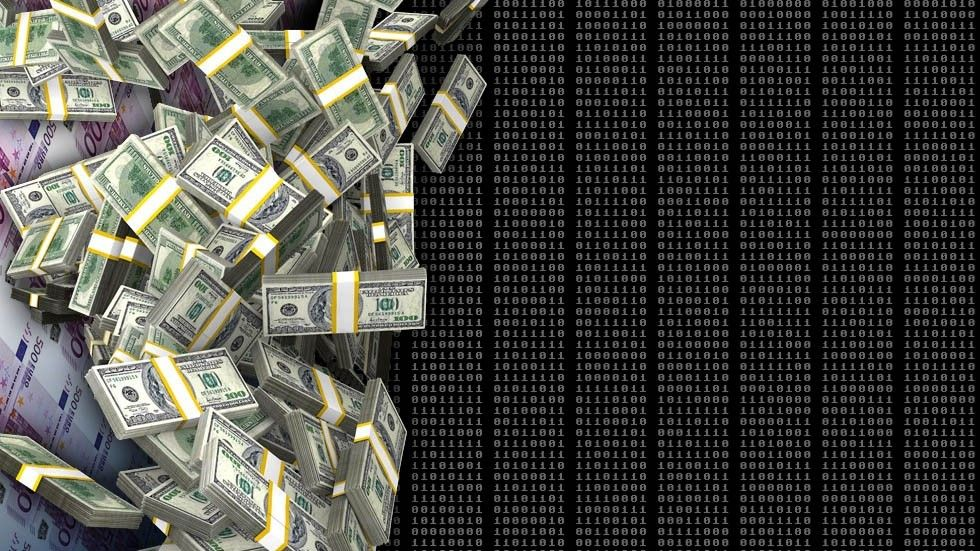 Pengar och digitala data