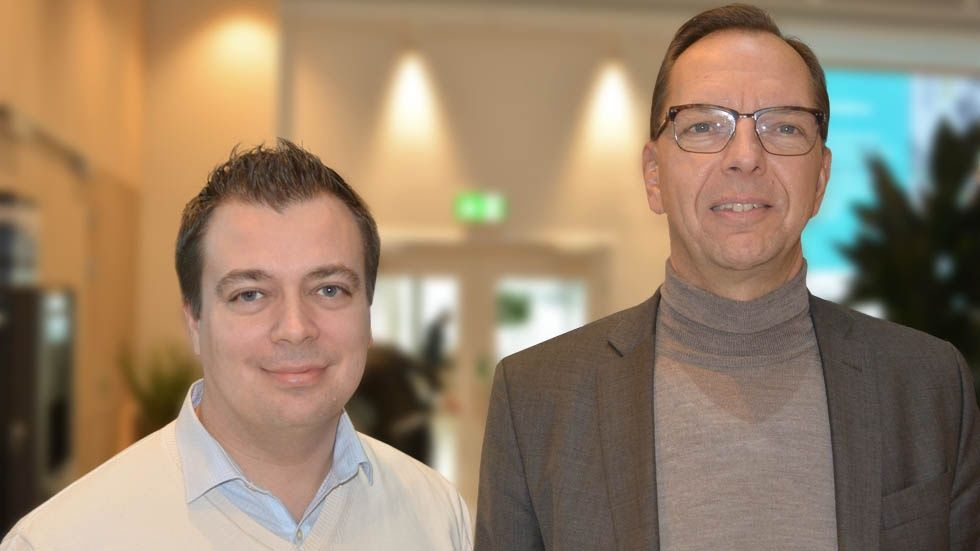 Dennis Stam och Mikael Kraft, Siemens