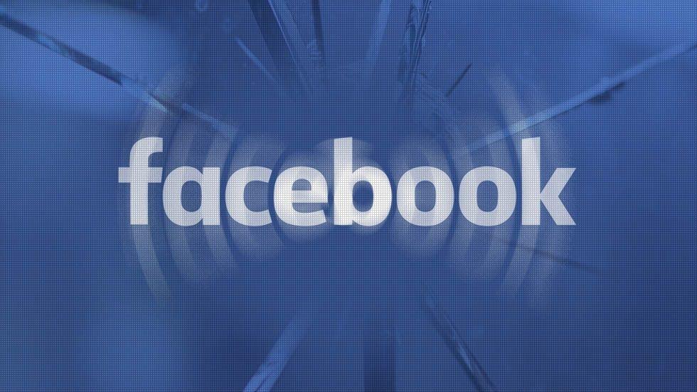 Logotyp: Facebook