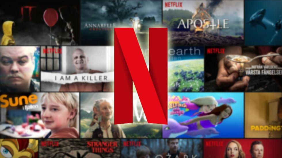 Netflix inställningar
