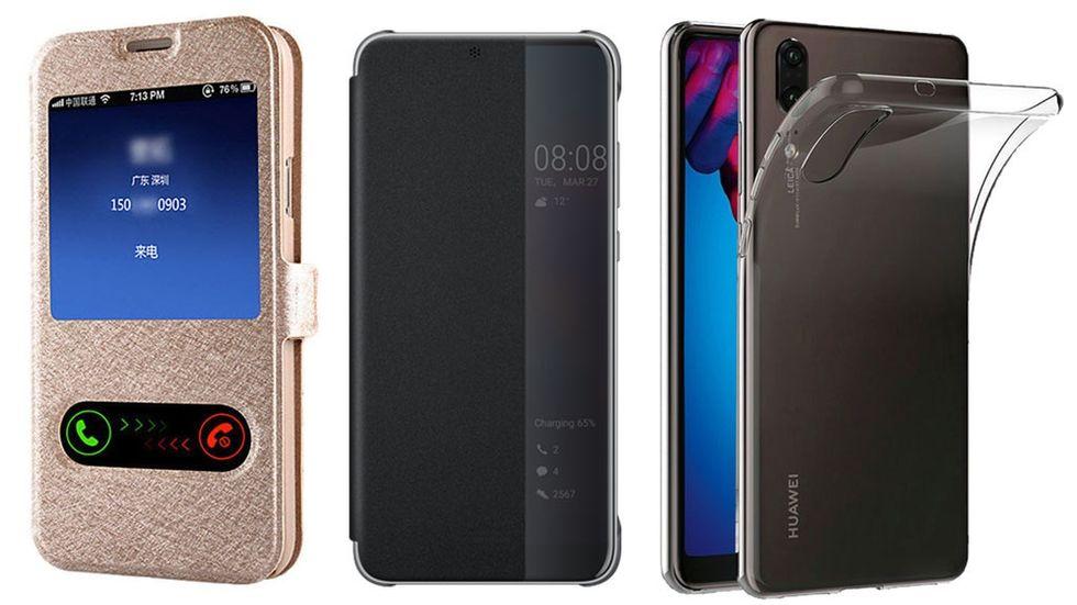 Vi listar snygga skal till din nya Huawei P20, P20 Pro eller P20 Lite.