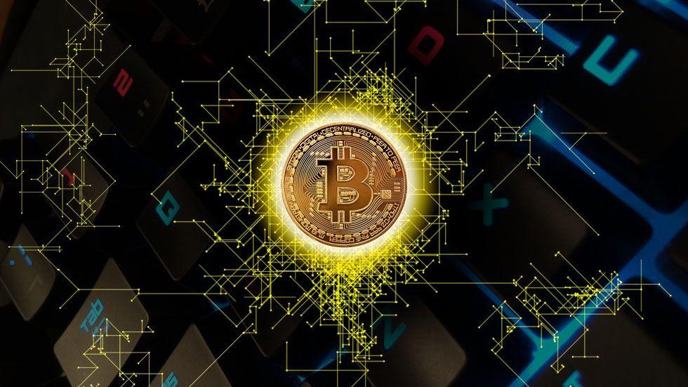 Illustration: Bitcoin