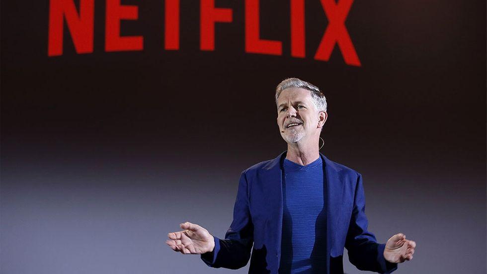 Reed Hastings om Disney, streamingmarknaden och framtiden för Netflix