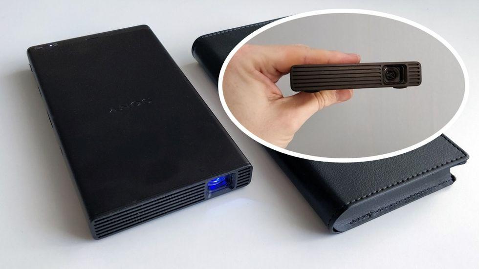 Sony MP-CD1 miniprojektor