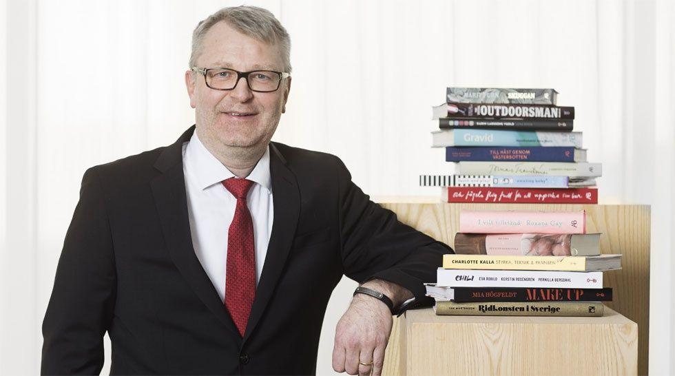 Bonniers finanschef Göran Öhrn