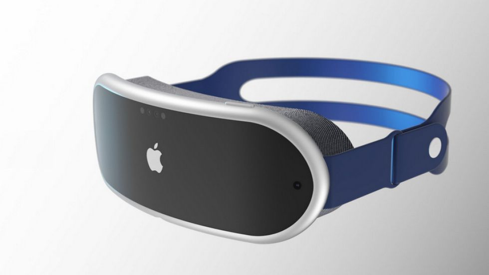 Apples mixed reality-headset